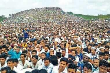 রোহিঙ্গা সমস্যা জাতিগত, ধর্মীয় নয়