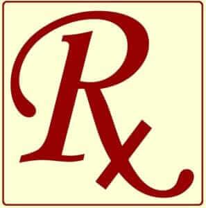 Rx প্রতীক