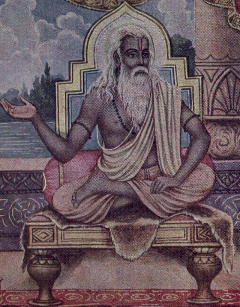 বেদব্যাস- মহাভারতের রচয়িতা